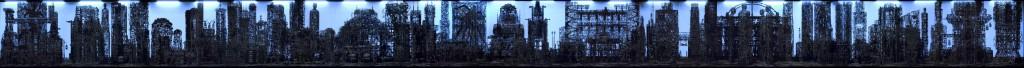 ciudad fin negra